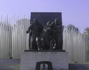 紀念5.18光州事件的公園