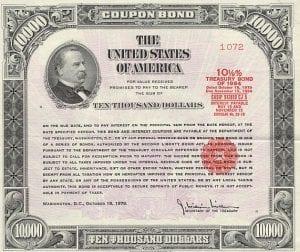 US T-Bonds in 1979