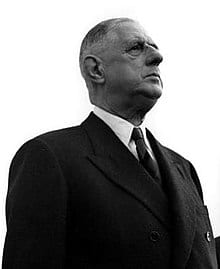 Charles de Gaulle and China