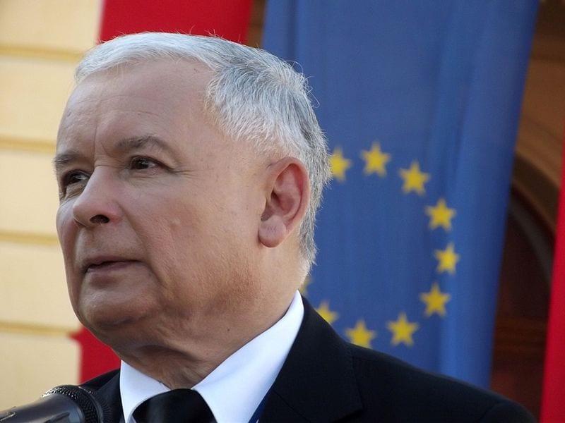 Jarosław Kaczyński, 波蘭右翼政黨PiS領袖 。(來源:Wikicommons)