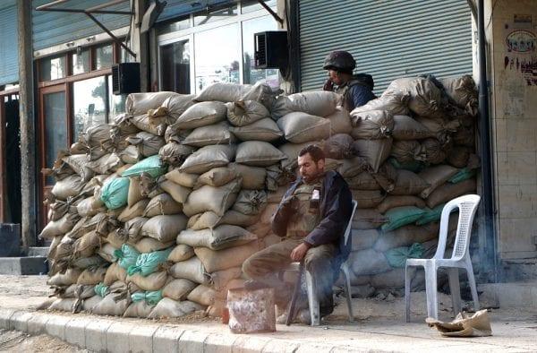 敘利亞內戰
